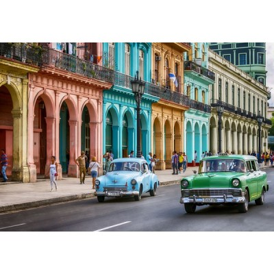 Fotomural CUBA