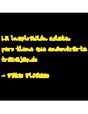 Vinil Decorativo Textos TE008, Grande, Amarillo 8208-02, Original