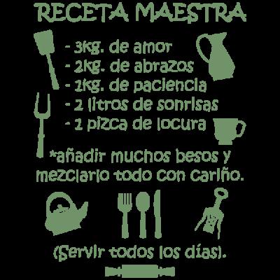 Vinilo Decorativo Cocinas CO031, Pequeño, Verde Pesto 8948-25, Original