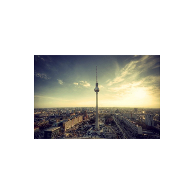Fotomural Berlin FCI014, 100cm. x 66cm., Vinilo Autoadhesivo Mate, Todo Color, Original, 0x0x0x0 cm.