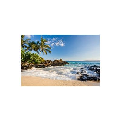 Fotomural Praia FPL014, 155cm. x 101.5cm., Vinilo Autoadhesivo Mate, Todo Color, Original, 0x0x0x0 cm.
