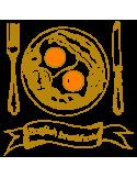 Vinil Decorativo Cozinhas CO201, Mediano, Oro 8278-00, Naranja 8208-04, Original