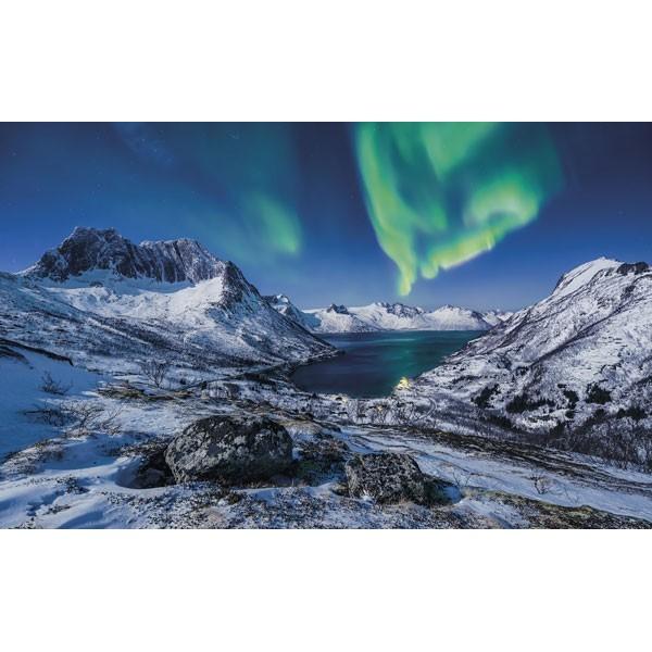 Fotomural I LOVE NORWAY SH058-VD4