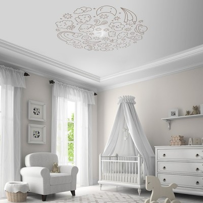 Vinil Decoratiu Per Sostres RS021
