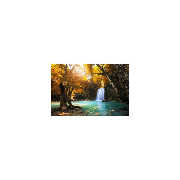 Fotomural Cascada FPR036, 250cm. x 200cm., Vinilo Autoadhesivo Mate, Todo Color, Original, 0x0x0x0 cm.