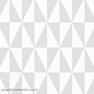 Papel de parede GEOMETRICO NORDICO 992