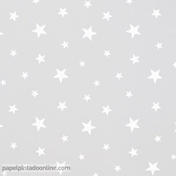Papel pintado ESTRELLAS 009