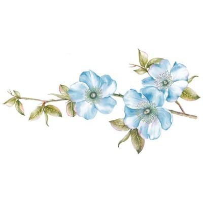 Vinilo Floral 1006