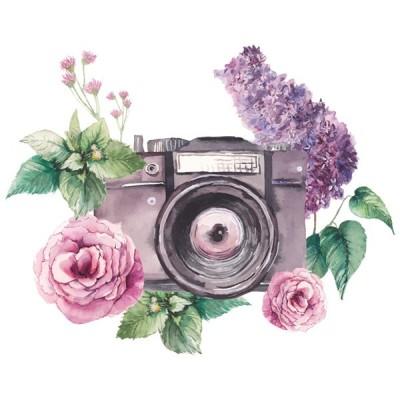 Vinil Floral 1003