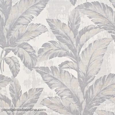 Papel de parede FOLHAS DE PLANTAS 6341-31