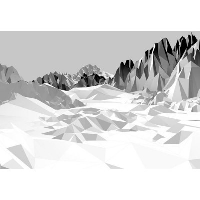 Fotomural ICEFIELD