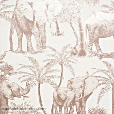 Paper pintat JOURNEYS 610703