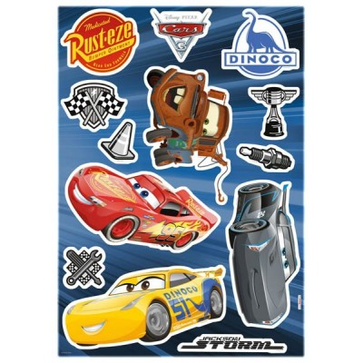STICKER CARS 3 14052H