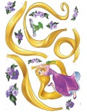 STICKER RAPUNZEL 14728H