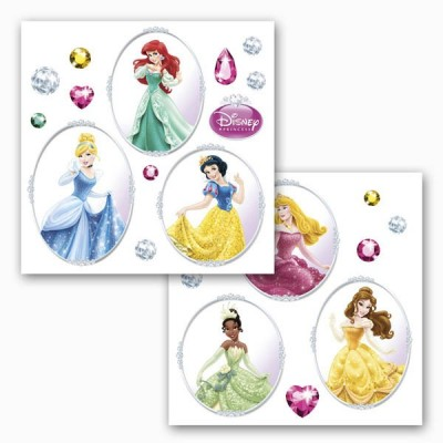 STICKER DISNEY PRINCESS 16402