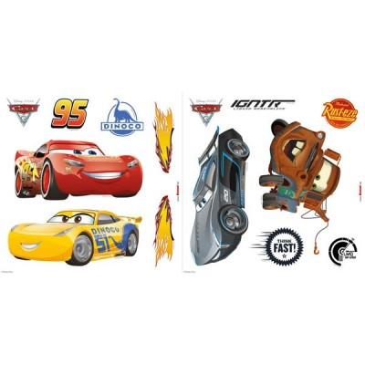 STICKER CARS 3 16405