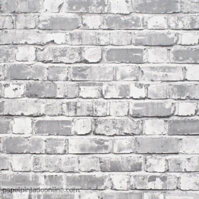 Papel de parede TIJOLO 1014