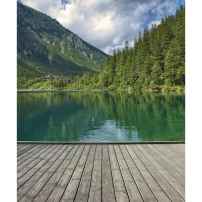 Fotomural Lago FPR026, 150cm. x 180cm., Vinilo Autoadhesivo Mate, Todo Color, Original, 18.85x0x18.85x0 cm.