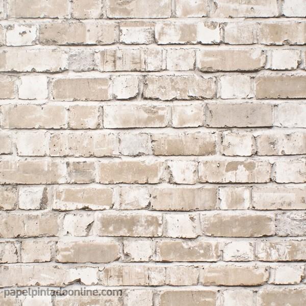 Papel de parede TIJOLO 1016