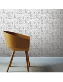 Paper pintat RETRO HOUSE 902402