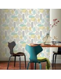 Papel pintado RETRO HOUSE 902302