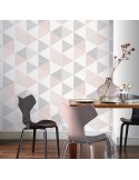 Papel pintado RETRO HOUSE 908204