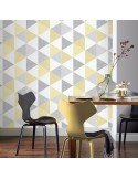 Papel pintado RETRO HOUSE 908206