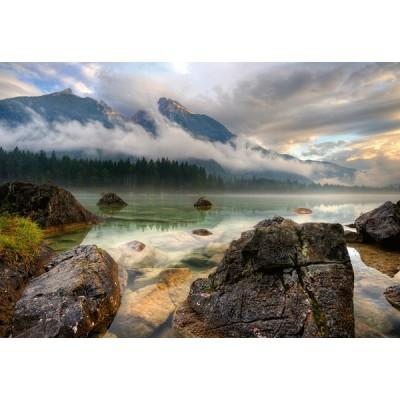 Fotomural MOUNTAIN LAKE