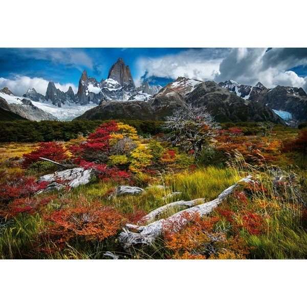 Fotomural EL CHALTEN ARGENTINA