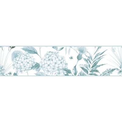 Cenefa Floral BBC208