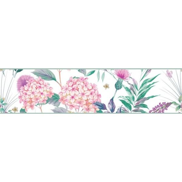 Sanefa Floral BBC207
