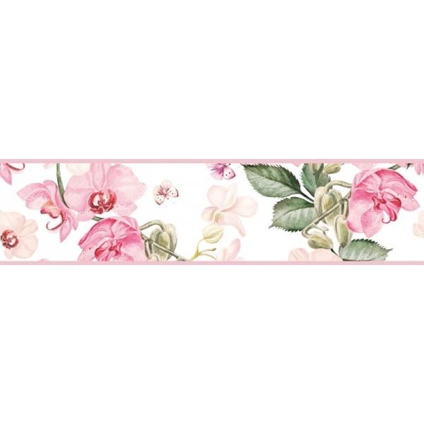 Cenefa Floral BBC206