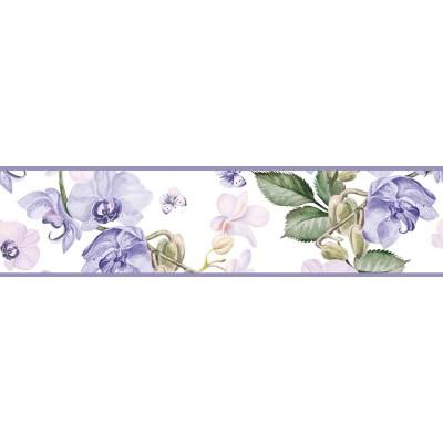 Cenefa Floral BBC205