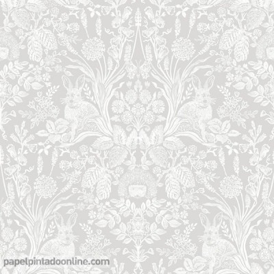 Papel pintado GLASSHOUSE 90320