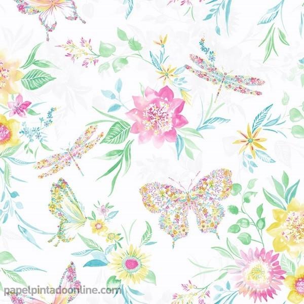 Paper pintat GLASSHOUSE 90261
