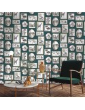 Papel de parede GLASSHOUSE 90232