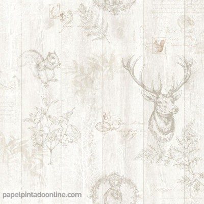 Papel pintado GLASSHOUSE 90252