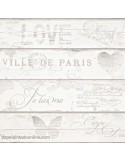 Papel de parede VINTAGE PARIS 699002