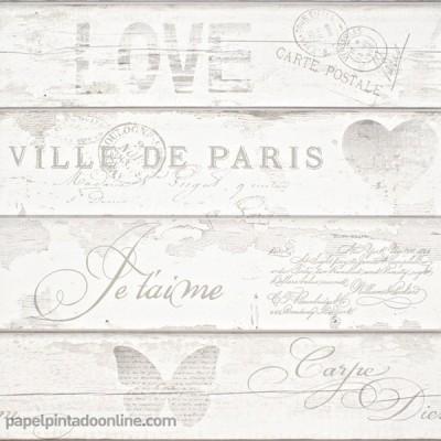 Papel pintado VINTAGE PARIS 699002