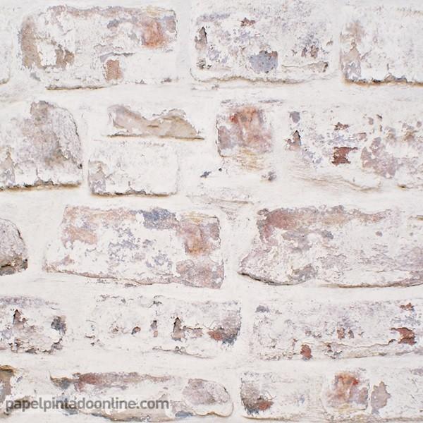 Papel pintado PIEDRA 671100