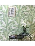 Papel pintado HOJAS VERDES TROPICALES 694800