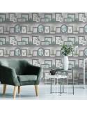 Papel de parede KALEIDOSCOPE 90630