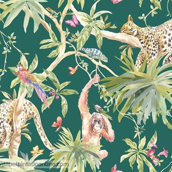 Paper pintat KALEIDOSCOPE 90563