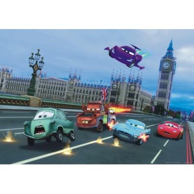 Fotomural CARS IN LONDON FTD-0282