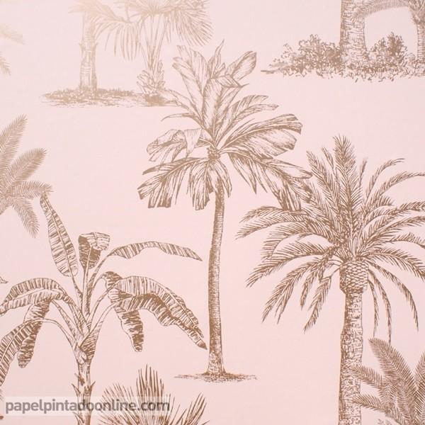Paper pintat PALMERES 12822