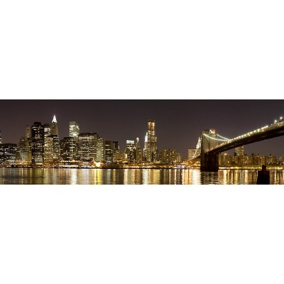 Fotomural Panoramico Puente de Brooklyn 0P-30005