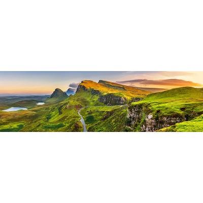 Fotomural Panorâmico Montanhas Quiraing OP-10004