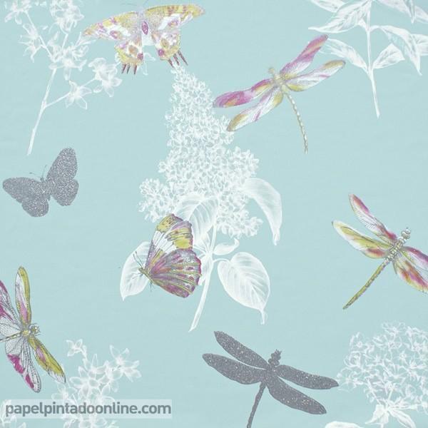 Paper pintat BOTANICAL 664905