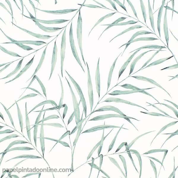 Paper pintat FULLES TROPICALS 083