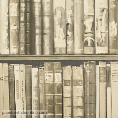 Papel de parede NAVIGATOR LIBRARY STONE